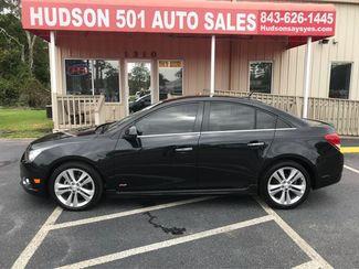 2011 Chevrolet Cruze LTZ | Myrtle Beach, South Carolina | Hudson Auto Sales in Myrtle Beach South Carolina