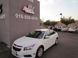 2011 Chevrolet Cruze LT w/1LT Sacramento, CA 1