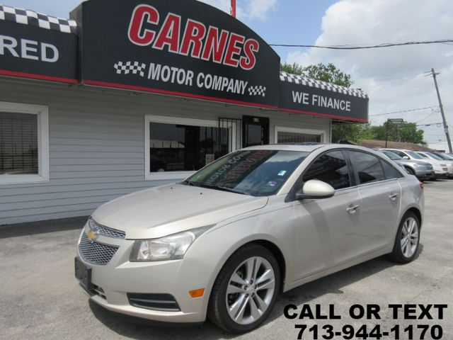 2011 Chevrolet Cruze LTZ, PRICE SHOWN IS THE DOWN PAYMENT south houston, TX 0