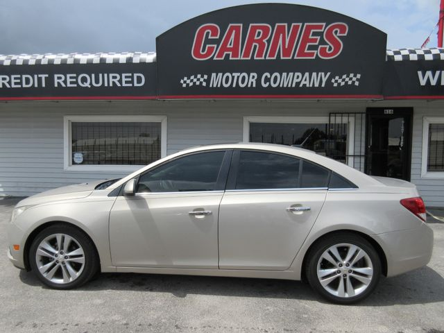 2011 Chevrolet Cruze LTZ, PRICE SHOWN IS THE DOWN PAYMENT south houston, TX 1