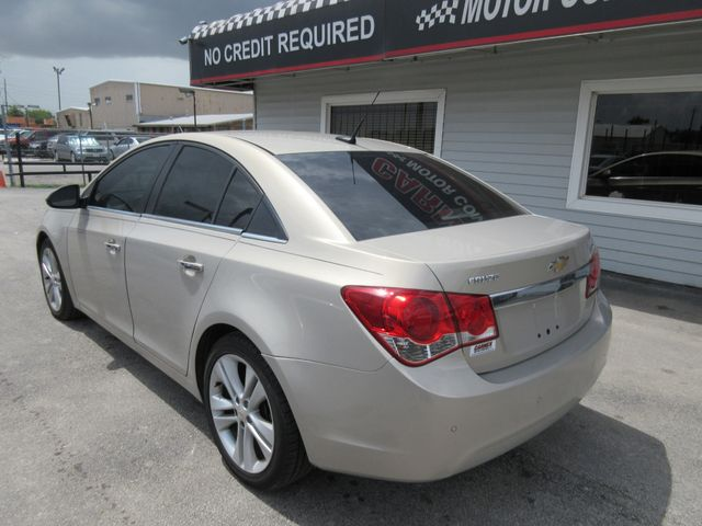 2011 Chevrolet Cruze LTZ, PRICE SHOWN IS THE DOWN PAYMENT south houston, TX 2