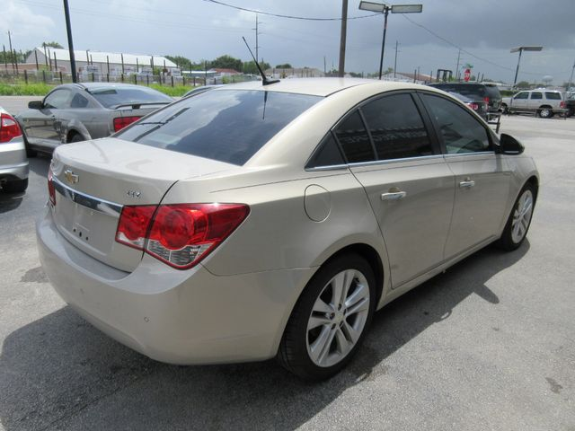 2011 Chevrolet Cruze LTZ, PRICE SHOWN IS THE DOWN PAYMENT south houston, TX 4