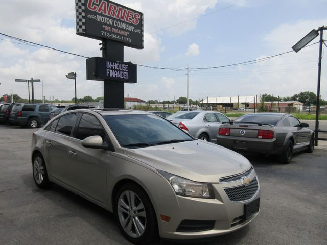 2011 Chevrolet Cruze LTZ, PRICE SHOWN IS THE DOWN PAYMENT south houston, TX 5