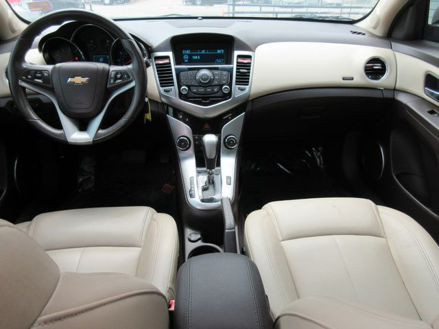 2011 Chevrolet Cruze LTZ, PRICE SHOWN IS THE DOWN PAYMENT south houston, TX 8