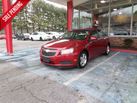 2011 Chevrolet Cruze LT w/1FL in WATERBURY, CT