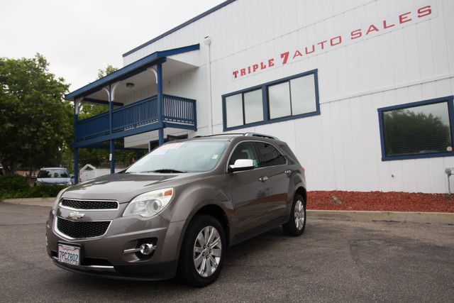 2011 Chevrolet Equinox LTZ  VIN 2CNFLFE57B6269949 83k miles  AMFM CD Player Anti-Theft AC