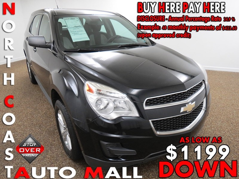 2011 Chevrolet Equinox LS in Bedford, Ohio