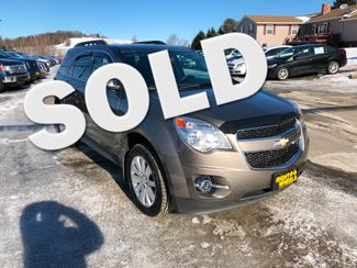 2011 Chevrolet Equinox in Derby, Vermont