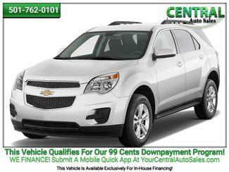 2011 Chevrolet Equinox LT w/1LT | Hot Springs, AR | Central Auto Sales in Hot Springs AR