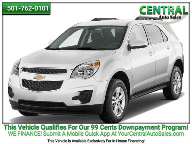 2011 Chevrolet Equinox LT w/1LT | Hot Springs, AR | Central Auto Sales in Hot Springs AR