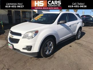 2011 Chevrolet Equinox LS Imperial Beach, California