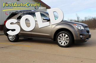 2011 Chevrolet Equinox LT w/2LT | Jackson , MO | First Auto Credit in  MO