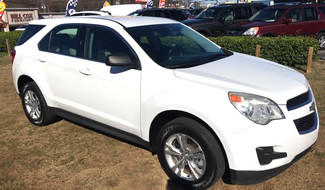 2011 Chevrolet Equinox LS Knoxville, Tennessee