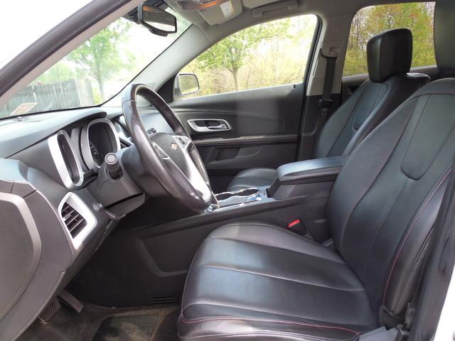 2011 Chevrolet Equinox LTZ Leesburg, Virginia 8