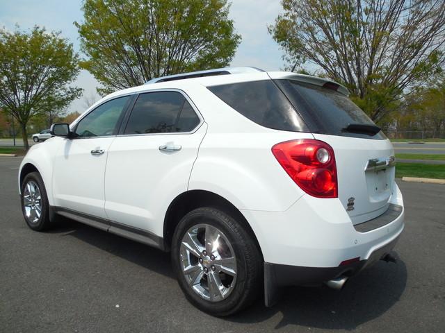 2011 Chevrolet Equinox LTZ Leesburg, Virginia 3