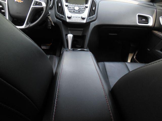 2011 Chevrolet Equinox LTZ Leesburg, Virginia 38