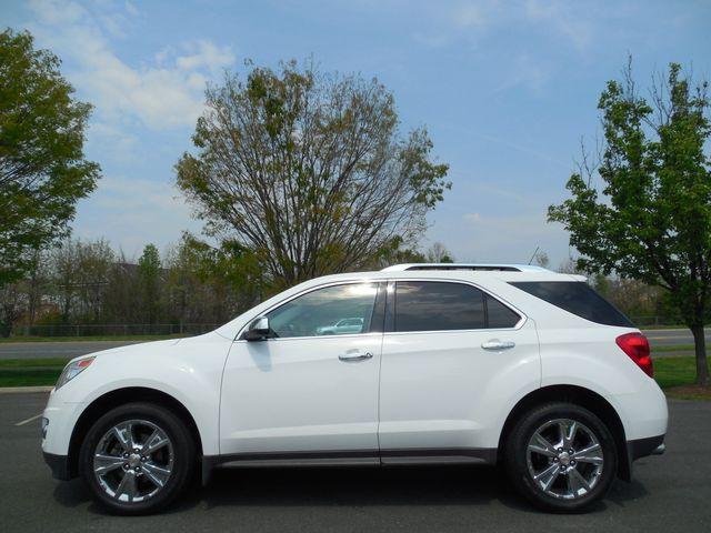 2011 Chevrolet Equinox LTZ Leesburg, Virginia 10