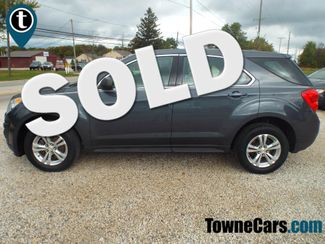 2011 Chevrolet Equinox LS | Medina, OH | Towne Auto Sales in ohio OH