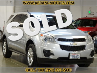 2011 Chevrolet Equinox in Murrieta CA