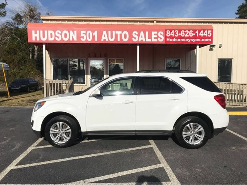2011 Chevrolet Equinox LT w/1LT | Myrtle Beach, South Carolina | Hudson Auto Sales in Myrtle Beach South Carolina