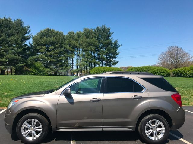 2011 Chevrolet Equinox LT w/1LT Sterling, Virginia 4