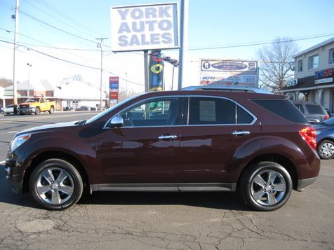 2011 Chevrolet Equinox LTZ in , CT