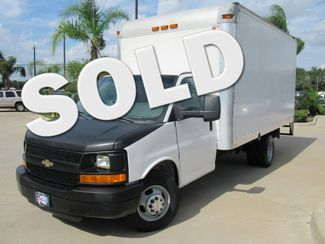 2011 Chevrolet Express 3500  in Houston TX