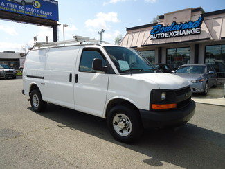 2011 Chevrolet Express Cargo Van Charlotte, North Carolina