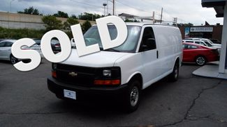 2011 Chevrolet Express Cargo Van East Haven, CT