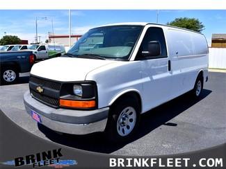 2011 Chevrolet Express Cargo Van RWD 1500 135 | Lubbock, TX | Brink Fleet in Lubbock TX