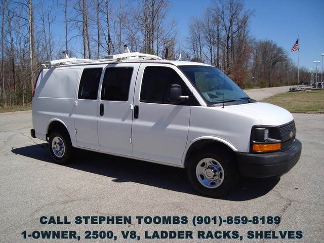 used chevrolet express cargo van for sale in memphis tn. Black Bedroom Furniture Sets. Home Design Ideas