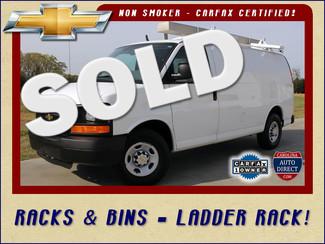 2011 Chevrolet Express Cargo Van 2500 - RACKS & BINS - LADDER RACK! Mooresville , NC
