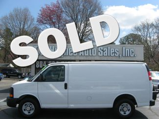 2011 Chevrolet Express Cargo Van Richmond, Virginia