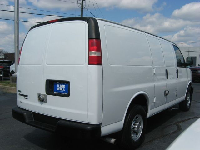 2011 Chevrolet Express Cargo Van Richmond, Virginia 5