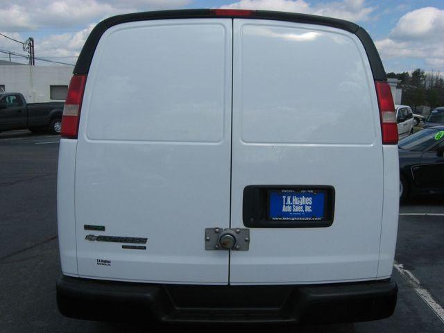 2011 Chevrolet Express Cargo Van Richmond, Virginia 6
