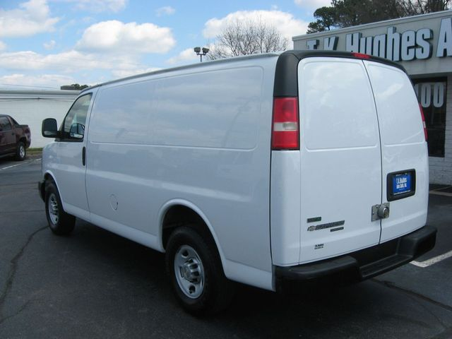 2011 Chevrolet Express Cargo Van Richmond, Virginia 7