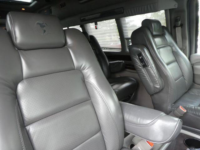 2011 Chevrolet EXPRESS CONVERSION VAN 9 PASSANGEERS  YF7 Upfitter Leesburg, Virginia 9