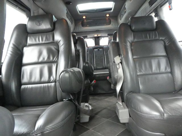 2011 Chevrolet EXPRESS CONVERSION VAN 9 PASSANGEERS  YF7 Upfitter Leesburg, Virginia 11