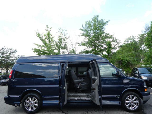 2011 Chevrolet EXPRESS CONVERSION VAN 9 PASSANGEERS  YF7 Upfitter Leesburg, Virginia 13