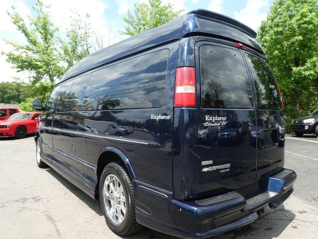 2011 Chevrolet EXPRESS CONVERSION VAN 9 PASSANGEERS  YF7 Upfitter Leesburg, Virginia 3
