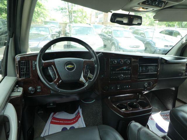 2011 Chevrolet EXPRESS CONVERSION VAN 9 PASSANGEERS  YF7 Upfitter Leesburg, Virginia 36