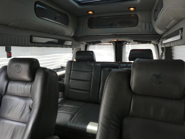 2011 Chevrolet EXPRESS CONVERSION VAN 9 PASSANGEERS  YF7 Upfitter Leesburg, Virginia 37
