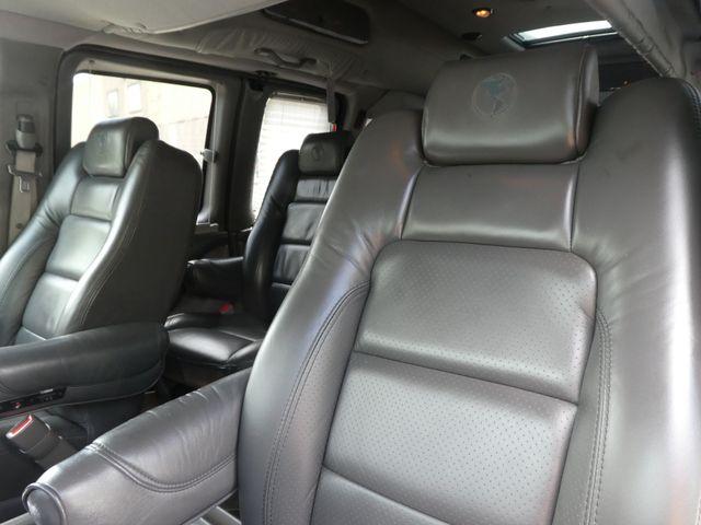 2011 Chevrolet EXPRESS CONVERSION VAN 9 PASSANGEERS  YF7 Upfitter Leesburg, Virginia 39