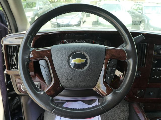 2011 Chevrolet EXPRESS CONVERSION VAN 9 PASSANGEERS  YF7 Upfitter Leesburg, Virginia 40
