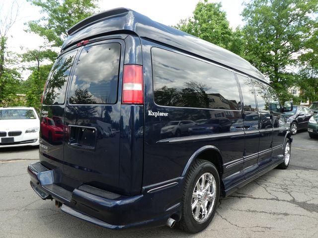 2011 Chevrolet EXPRESS CONVERSION VAN 9 PASSANGEERS  YF7 Upfitter Leesburg, Virginia 2