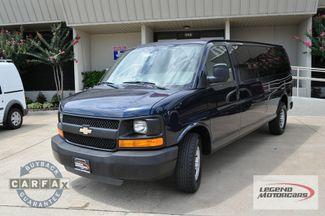 2011 Chevrolet Express Passenger 1LS | Garland, TX | Legend Motorcars in Garland