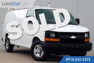 2011 Chevrolet Express 2500 Cargo Van