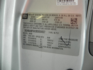 2011 Chevrolet HHR LT w1LT  city TX  Randy Adams Inc  in New Braunfels, TX