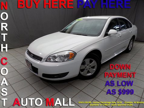 2011 Chevrolet Impala LT Fleet As low as $999 DOWN in Cleveland, Ohio