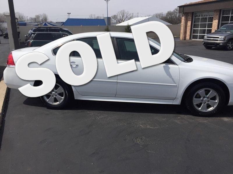 2011 Chevrolet Impala LT Fleet | Dayton, OH | Harrigans Auto Sales in Dayton OH